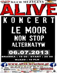 le moor alive