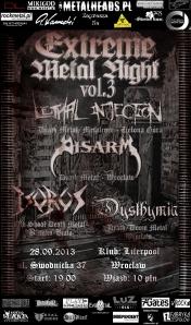 extreme Metal Night 3 poprawiony